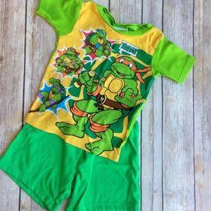 Ninja turtles pajamas